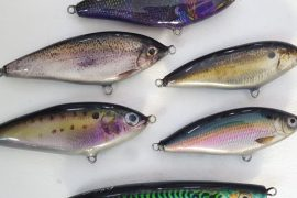 Local Luremaker: Al Tremblay – Fatty Lures