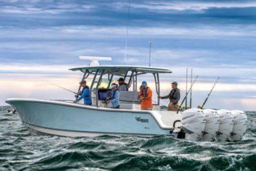 Mako 414 CC Boat Review