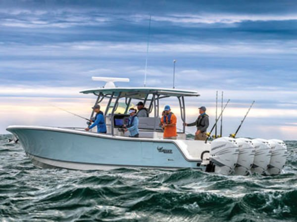 Mako 414 CC Boat Review