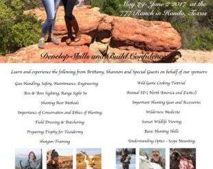 Meet Brittany Boddington: Partner of the She Hunts Skills Camp