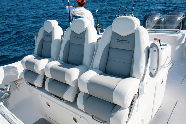 New Age of Boat Helm Chairs