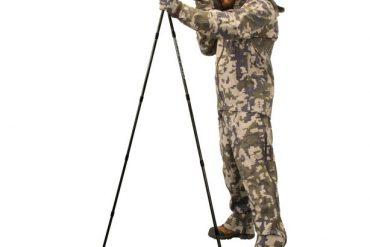 Review: Bog-Pod DSS Dead Silent Standing Model 72″ Shooting Sticks