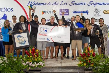 Sea Angel Wins Leg Three in Los Sueños