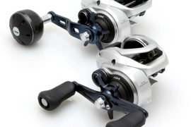 Shimano Expands Tranx Series Reels