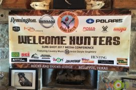 Sure-Shot Game Calls Hunt/Conference Hits the Mark