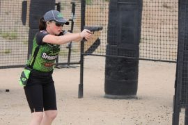 Team Springfield™ Junior Shooters Sweep USPSA Area 2 Championship