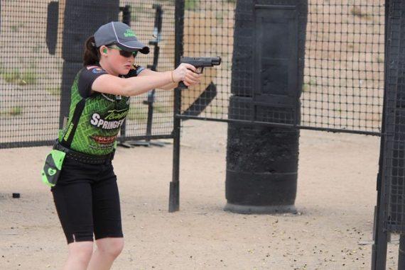 Team Springfield™ Junior Shooters Sweep USPSA Area 2 Championship