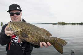 Three Tricks for Catching Early-Season Smallmouth Bass