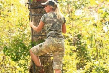 Tree Stand Placement a Mystery