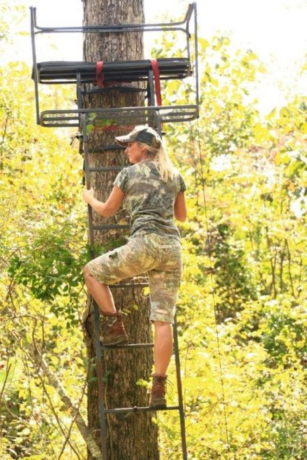 The Art And Science Of Tree Stand Placement Fin And
