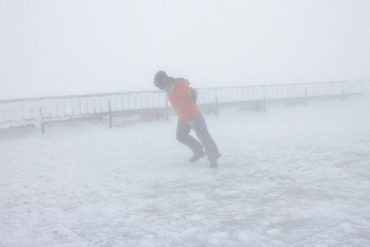 Working on Mount Washington in the World's Harshest Weather