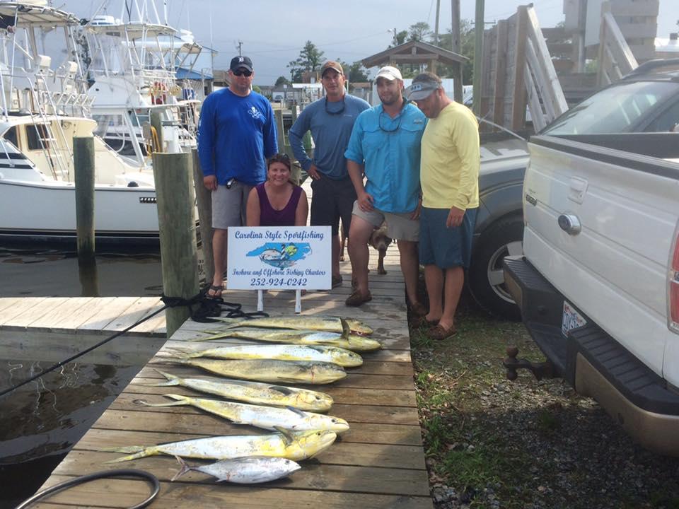 Carolina Style Sportfihsing Offshore