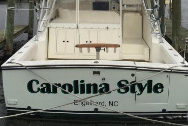 Carolina Style Sportfishing
