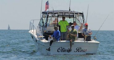 6th Annual Hooks for Heroes Fishing Tournament
