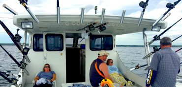 Striper fishing the Chesapeake