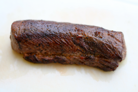 A Venison Sous Vide Recipe for Perfectly Cooked Wild Meat