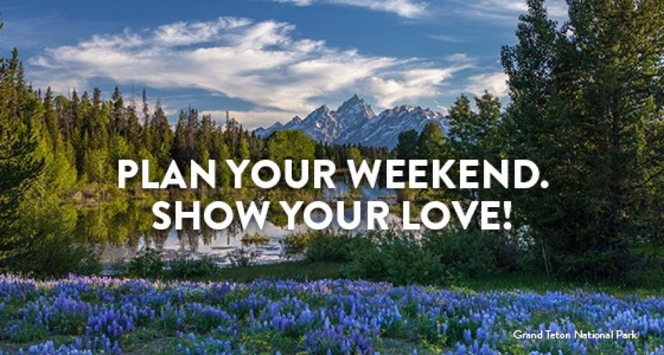 Come Celebrate National Park Week: April 15-23