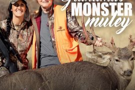 Grandma's Muley This Week on Winchester Deadly Passion on Sportsman Channel