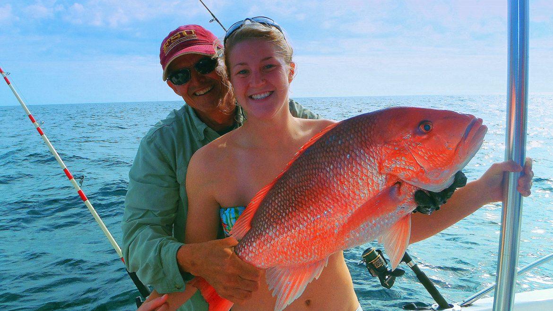 Gulf Red Snapper Seasons