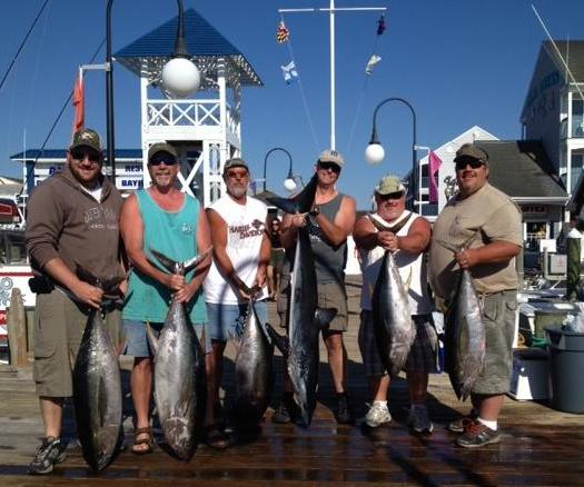 Happy Restless Lady Charters clients