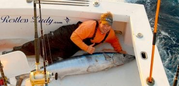 Nice Wahoo on Restless Lady Charters