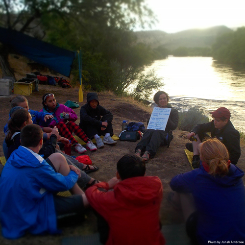Service in the Cascades with the Northwest Outward Bound School
