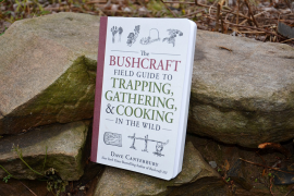 Survival Book Review: The Bushcraft Field Guide to Trapping, Gathering, & Cooking