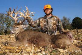 Tucker Buck Breaks Tennessee, World Hunting Record