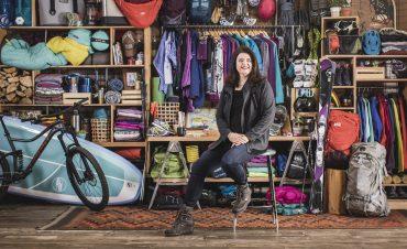Women Behind the Gear: Susan Viscon