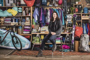 Women Behind the Gear: Susan Viscon