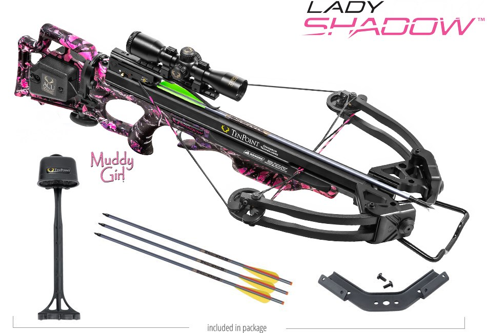 A women's specific bow makes a great mothers day gift