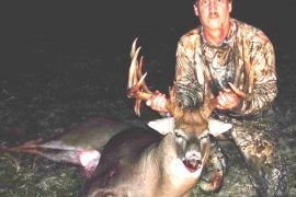 Double Droptine 214-Incher is His Buck of a Lifetime