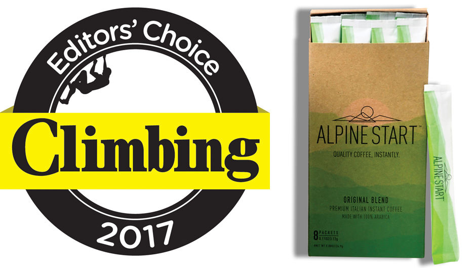 Editors' Choice 2017: Alpine Start Coffee