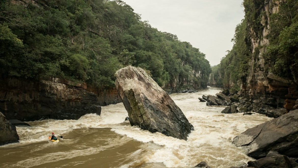 How 5 Kayakers Were Taken Hostage in Colombia by FARC Rebels