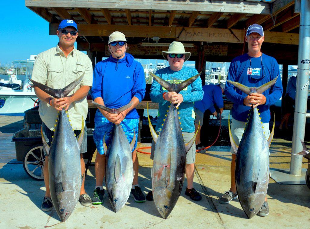 tuna town Louisiana Tuna Charters