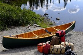 Pack to Paddle—and Portage