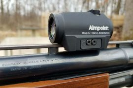 Red Dots, Part II: The Aimpoint S-1