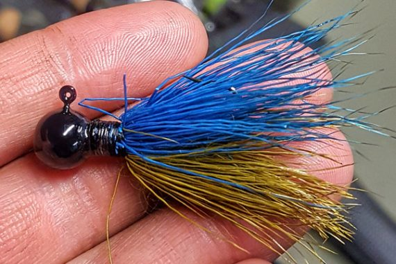The Hair Jig, According to Keith Thompson