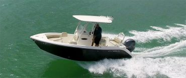 The Striper Cup Grand Prize Cobia 220 CC