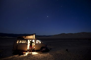 Traveling in a Van? Here Are 6 Stellar Places to Park