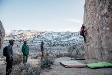 Within Reach: A Documentary About Women's Equality in Climbing