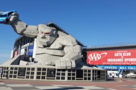 NASCAR Monster Mile Track