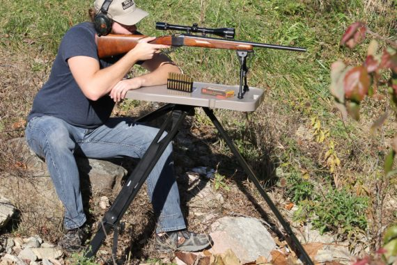 Hot Gear: Portable Shooting Bench Perfect for the Range