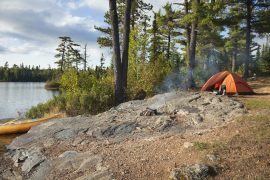 How to Canoe Camp