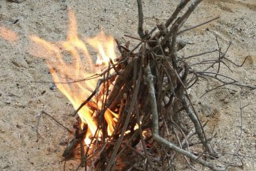 How to Heat a Survival Shelter Without an Indoor Fire