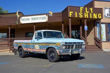 Montana Troutfitters—Bozeman's First Flyshop