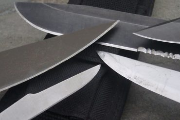 My Top 10 Favorite Survival Knives of All Time