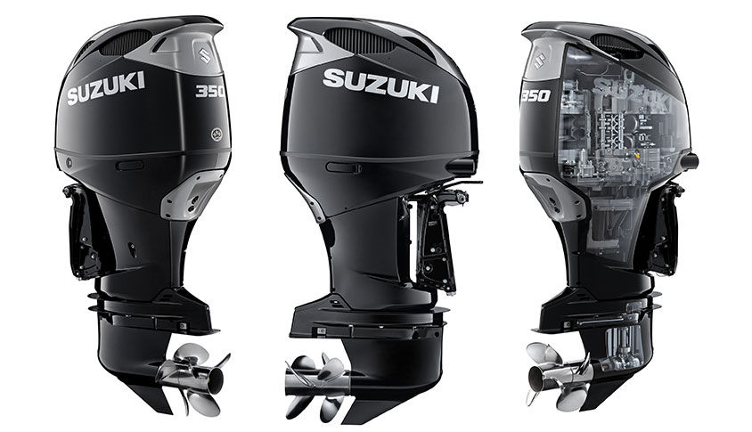 suzuki introduces new high-tech 350hp outboard - fin and field blog