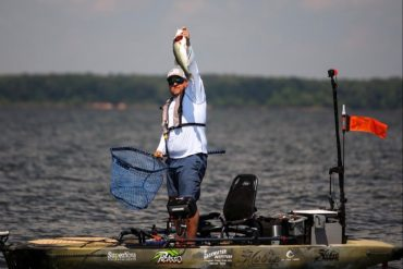Wallen wins Hobie Bass Open – Cal Coast pro staff places two in Top Five