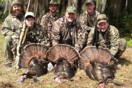 Hunting with God's Country Outfitters